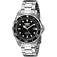 Invicta 8932 Men's Pro Diver Collection Watch (Silver)
