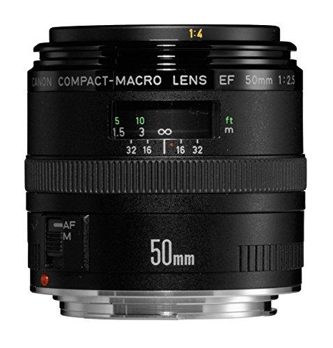 Canon 50mm F/2.5 (Canon Compact Macro Lens Ef 50mm 1 2-5)