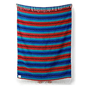 Laguna Beach Textile Co Mexican Blanket from Laguna Beach Textile Company
