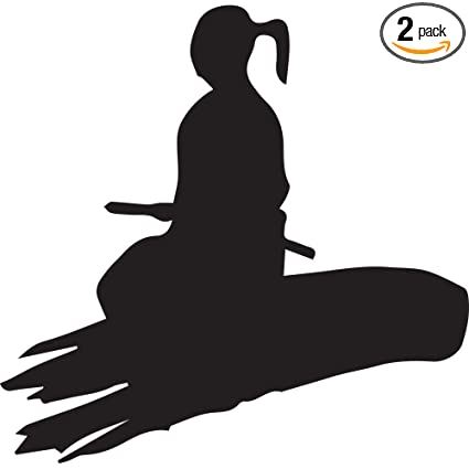 Amazon.com: Samurai Silhouette Warrior Ninja clipart 7 ...