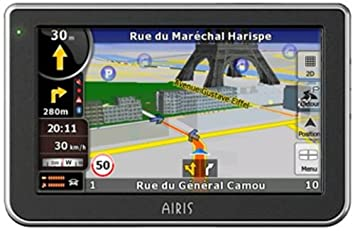 Airis T945 - Navegador GPS (4.3 pulgadas), Bluetooth ...