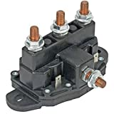 12 Volt Reversing Continuous Duty Solenoid Relay Winch Motor, Windlass Model: SSPL-111