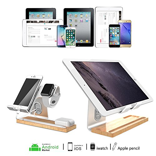 Cell Phone Stand Lameeku Apple Watch Stand Dock Cradle