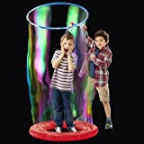 Uncle Bubble Mega Loop Bubble - Includes Wand and Bubble Concentrate