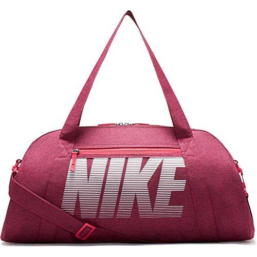 Nike Gym Club Training Duffel Bag (Rush Pink/White)
