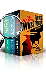 Dev Haskell Private Investigator Vol 1-3