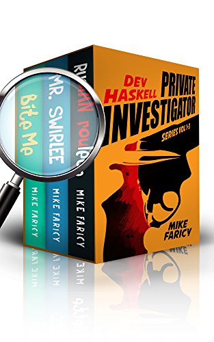 Dev Haskell Box Set Vol 1-3 (Dev Haskell - Private Investigator) ()