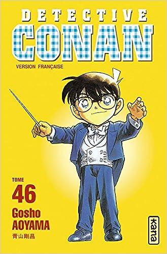 Lire Détective Conan, tome 46 pdf