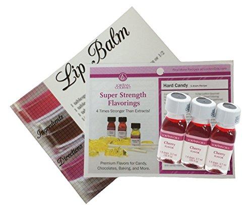 Lorann Flavoring 3 Pack -1 Fl Dram (.125 - E Cig Vapor Liquid