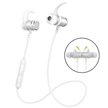 Auricular Manos Libres Bluetooth V4.1 Grandbeing Magnético ...