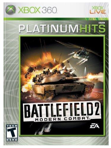 Battlefield 2 Modern Combat - Xbox 360 (Cd 2 Battlefield)
