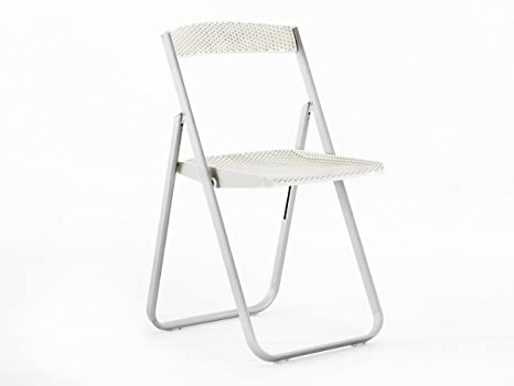 Kartell 4818/B4 Honey Comb Sedia Pieghevole, Cristallo: Amazon.it ...