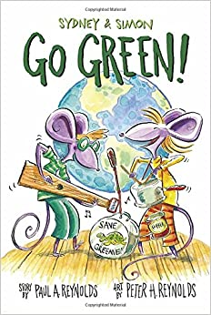 Image result for sydney and simon go green
