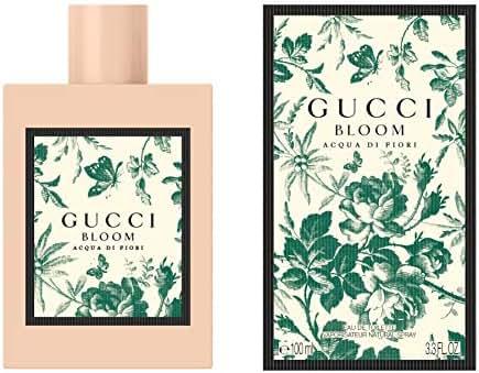 G ûc ci Bloom Acqua Di Fiori by G ûc ci Eau De Toilette Spray for Women 3.3 FL. OZ./ 100ml