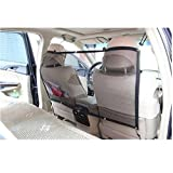 Pet Dog Cat Original Safety Backseat Net Keep Dogs Cats and Pet Hair Out of Front Seat Car Barrier