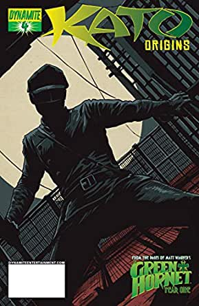 Kato Origins: Way of the Ninja #4 (English Edition) eBook ...