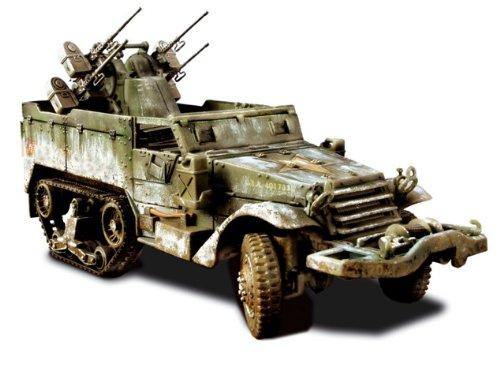 U.S. M16 Multiple Gun Motor Carriage - Ardennes, 1944