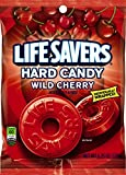 LifeSavers Wild Cherry Hard Candy, 12 - 6.25-Ounce Bags