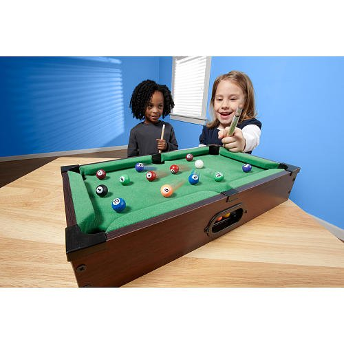 Stats 16 inch Table Top Billiards