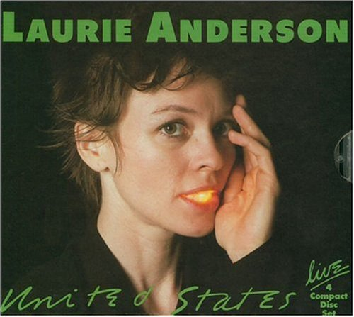 (United States: Live;4 Compact Disc Set by Laurie Anderson (1992-05-13))