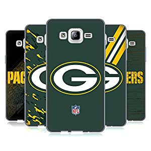 Official NFL Green Bay Packers Logo Soft Gel Case for Samsung Galaxy On5