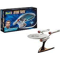 Revell- Maqueta Star Trek U.S.S. Enterprise NCC-1701, Kit