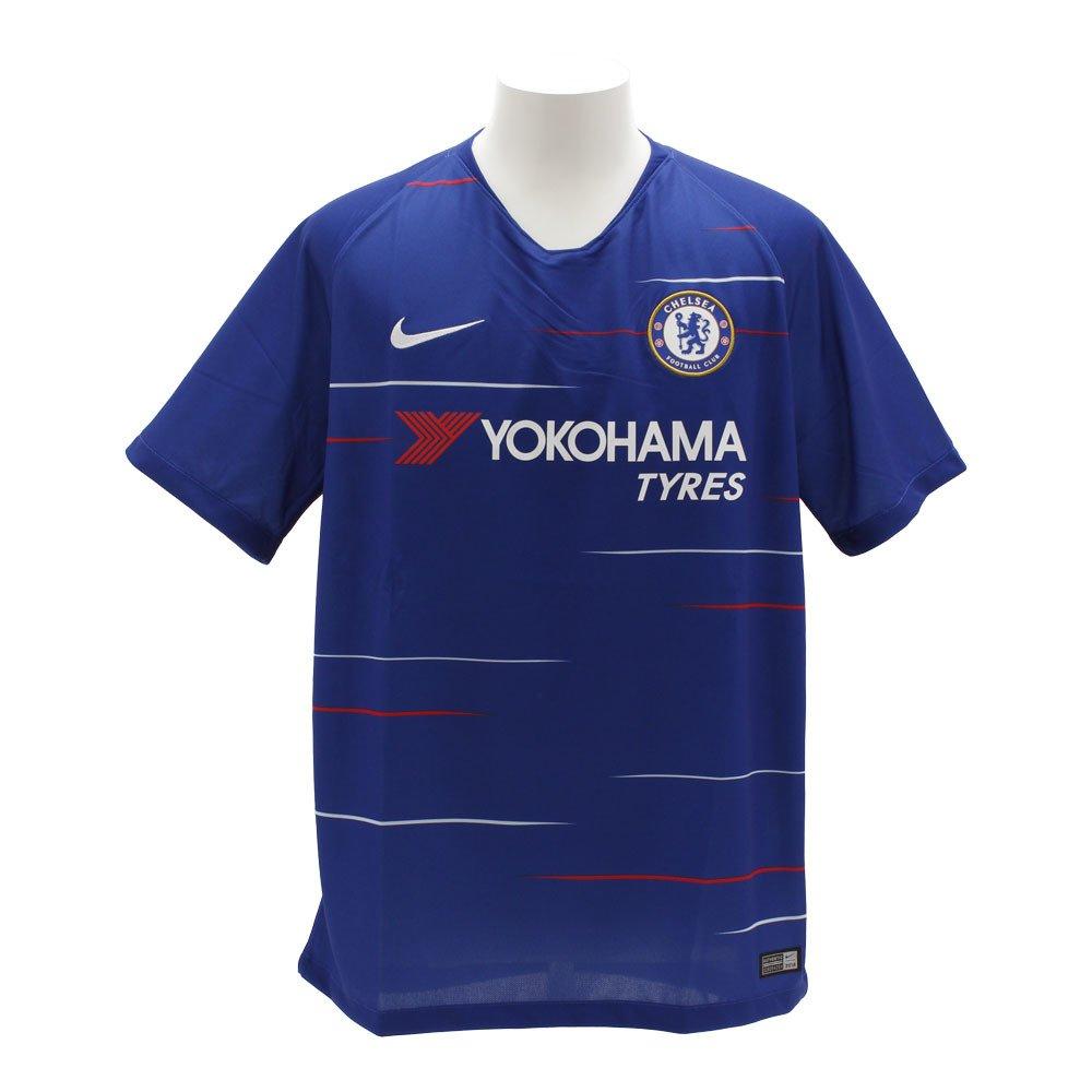 Nike Men s Chelsea Fc Stadium Home Short Sleeve Top  Amazon.co.uk  Sports    Outdoors 0420bdf35