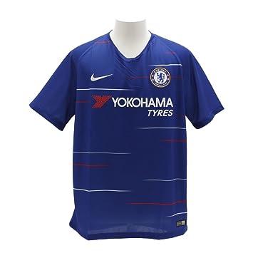 Nike Men s Chelsea Fc Stadium Home Short Sleeve Top  Amazon.co.uk ... a8e763cd4