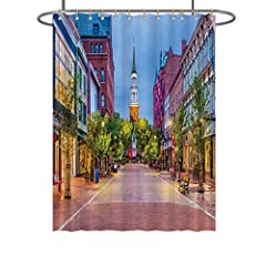 About Shower Curtain36 by 72 in ( WxH ) Made of 100% polyester fabric Rust-resistant metal grommets Shower hooks included Machine washable1.Special Design Shower Curtain The Special Design shower curtain is a simple and elegant way to upgrade...