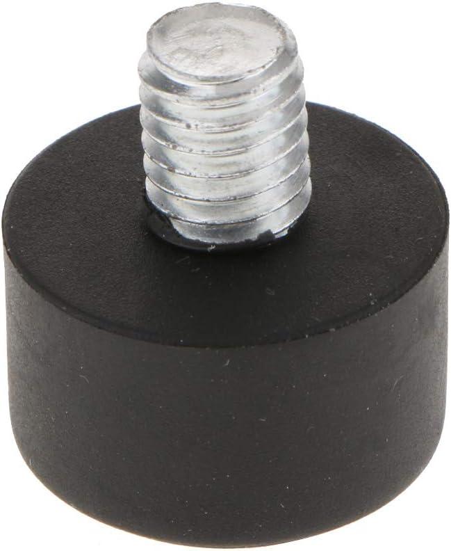 Camera Monopod Tripod Feet Non-Slip Pad 3//8 Male Screw Replacement