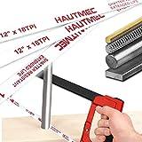 "HAUTMEC 12"" Hacksaw Blades Replacement Bi-Metal"
