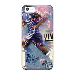 Premium [DoL12975dVUF]player Of Football Club Chelsea Cases For Iphone 5c- Eco-friendly Packaging