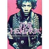 Jimi Hendrix - Woodstock, Monterey, Atlanta