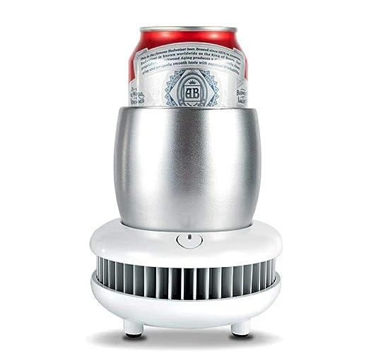 Compra JINRU 12V Mini refrigerador portátil Bebida eléctrica de ...