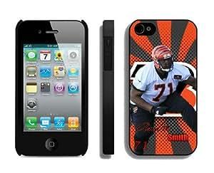 NFL Cincinnati Bengals iPhone 4 4S Case 27 iPhone 4s Case by kobestar