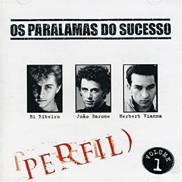 cd paralamas do sucesso perfil vol 2