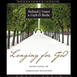 Longing for God Audiobook