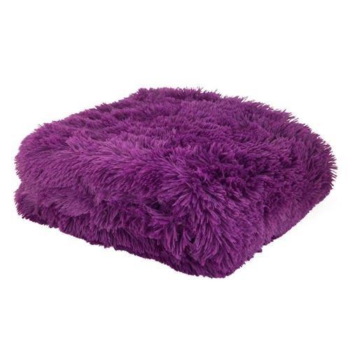 Better Living Soft Shimmer Textured Blanket