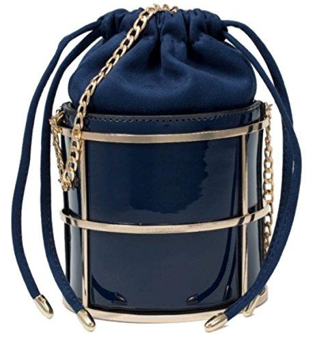 Handbags De Mujer Cartera Girly Azul Mano vg8qvd