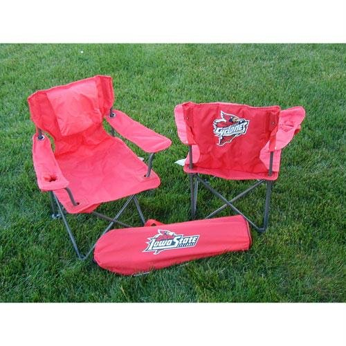 (Rivalry Distributing Iowa State Cyclones Ncaa Ultimate Junior Tailgate Chair)