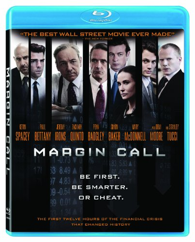 Blu-ray : Margin Call (Digital Theater System, AC-3, , Widescreen)