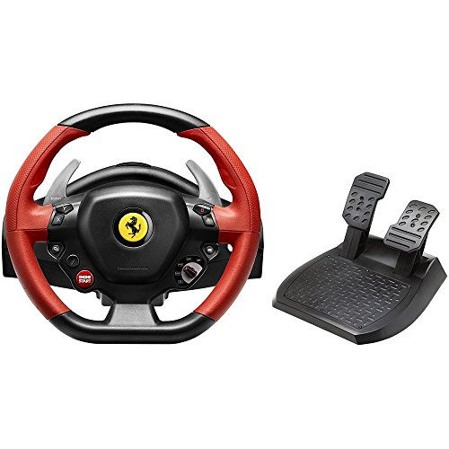 Thrustmaster Ferrari 458 Spider Racing Wheel for Xbox One (Renewed) (Ferrari Bar)
