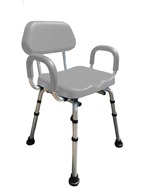 Best Shower Chair: Platinum Health Deluxe Shower Chair