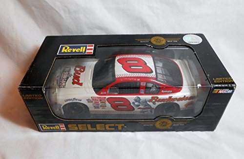 ale Earnhardt Jr #8 Major League Baseball Budweiser All Star Game Special Paint Scheme (Won Daytona Summer Race in 2001 in same Year his father died at Daytona) 1/24 Scale Diecast ()