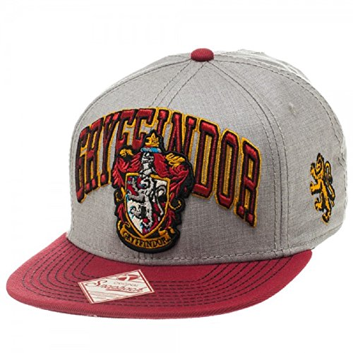 Harry-Potter-Gryffindor-Snapback-Size-ONE-SIZE