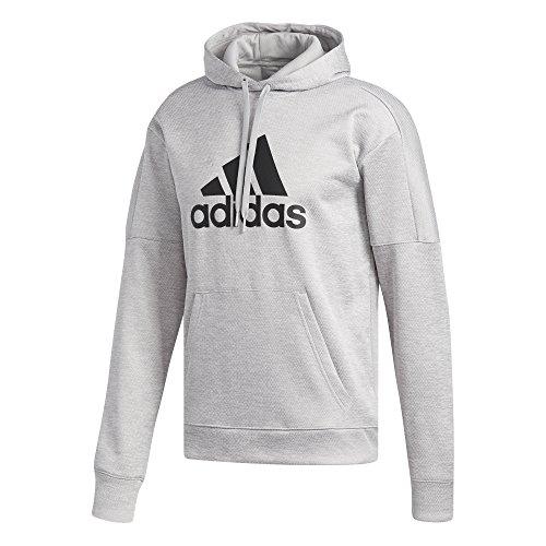 Two Melange Hoodie Bos Team Adidas Atletica Grey Issue Pullover Logo mNw8n0