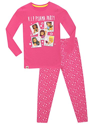 Lego Friends Girls Friends Pajamas Size (Lego Kids Star)