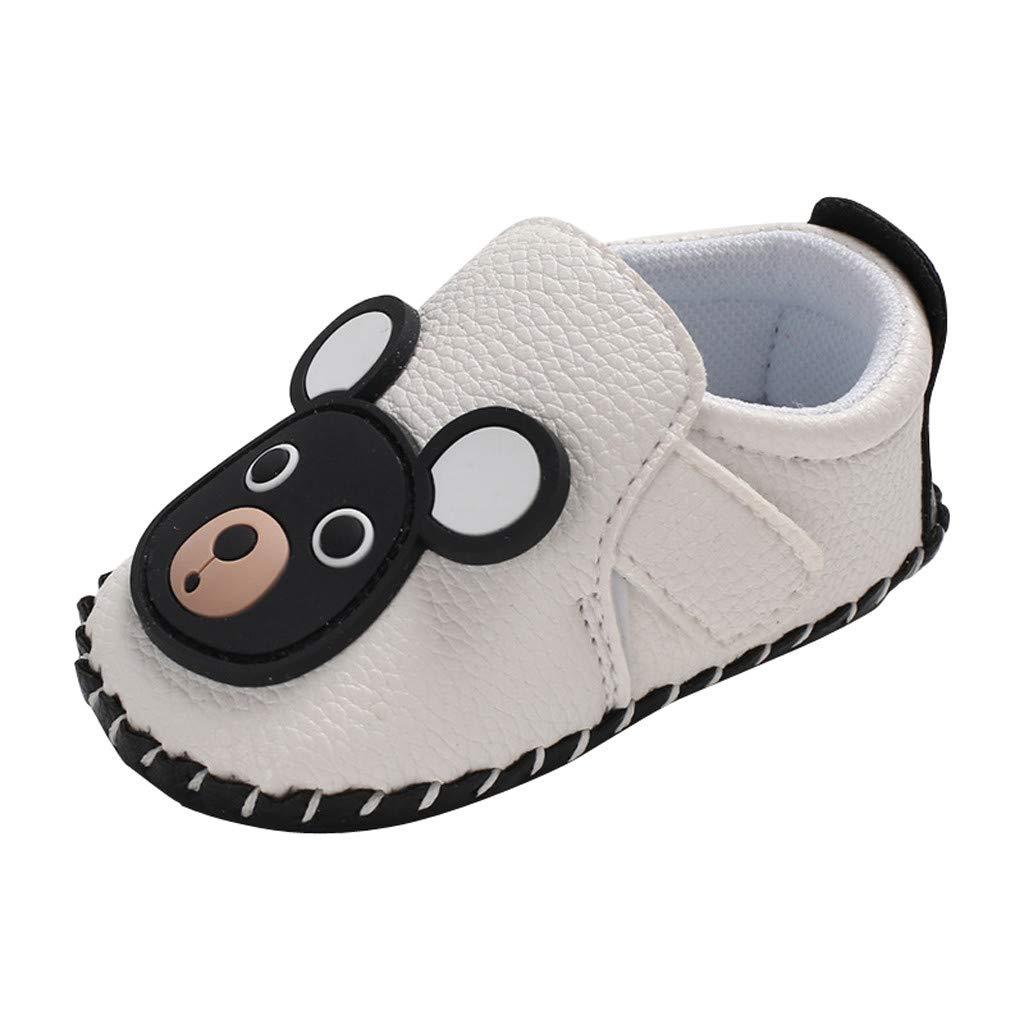 Amazon.com: Zapatos de oso de dibujos animados para bebés ...