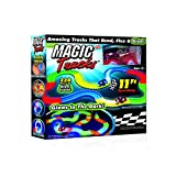 Magic Tracks with bonus glow in the dark stick and hot wheels car by Magic Tracks