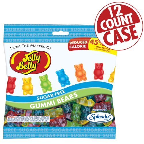 Sugar-Free Gummi Bears 2.3 lb case
